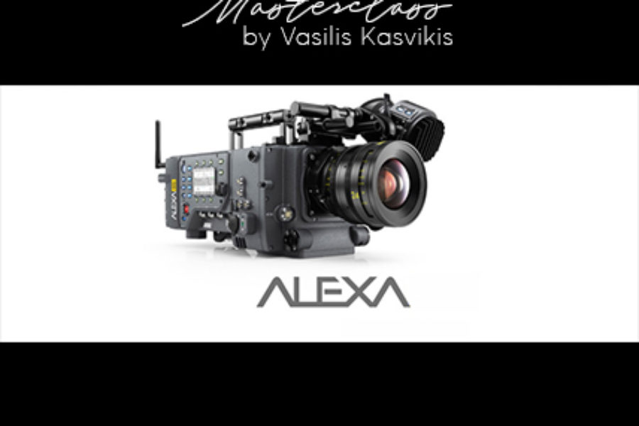 ARRI ALEXA Masterclass